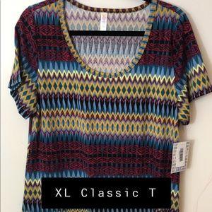 XL Classic T